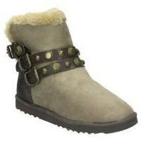 Buty Damskie Śniegowce Wrangler Buty  wl182670-29 moda młody brązowy Marron