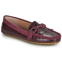 Buty Damskie Mokasyny Lauren Ralph Lauren BRILEY Bordeaux