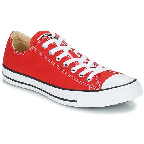 Buty Trampki niskie Converse CHUCK TAYLOR ALL STAR CORE OX Czerwony