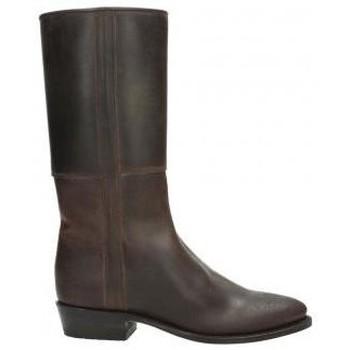 Buty Damskie Kozaki Sendra boots Buty  1186 Richard cielca Marron