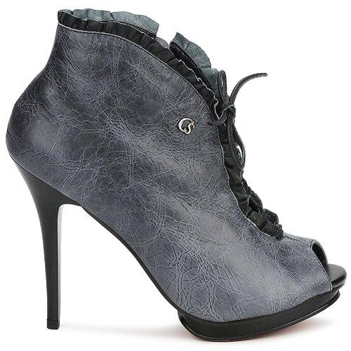 Carmen Steffens 6002043001 Czarny / Szary - Bezpłatna Dostawa- Buty Low Boots Damskie 951,20 Zł