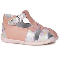 Buty Dziewczynka Sandały GBB GASTA Różowy