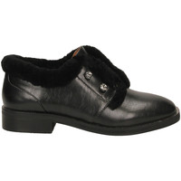Buty Damskie Derby Luciano Barachini PERFECT nero-nero