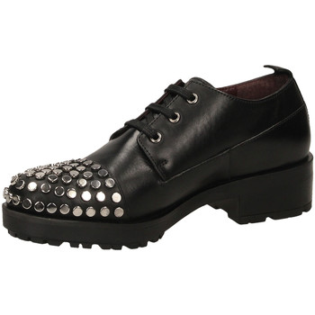 Buty Damskie Derby Apepazza BROOK nero-nero