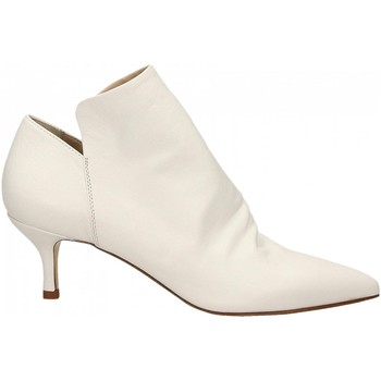 Buty Damskie Low boots Strategia NATURE bianco