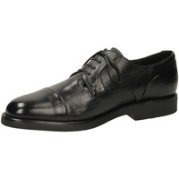 Buty Męskie Derby Edward's LIGHT nero-nero