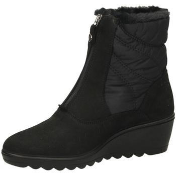 Buty Damskie Śniegowce Enval D RX 22755 nero-nero