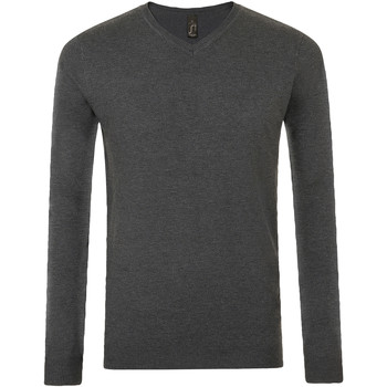 tekstylia Męskie Swetry Sols GLORY SWEATER MEN Gris