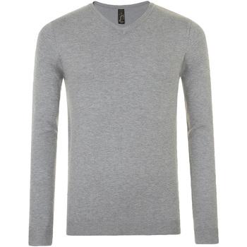 tekstylia Męskie Swetry Sols GLORY SWEATER MEN Gris
