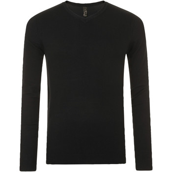 tekstylia Męskie Swetry Sols GLORY SWEATER MEN Negro