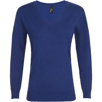 tekstylia Damskie Swetry Sols GLORY SWEATER WOMEN Azul
