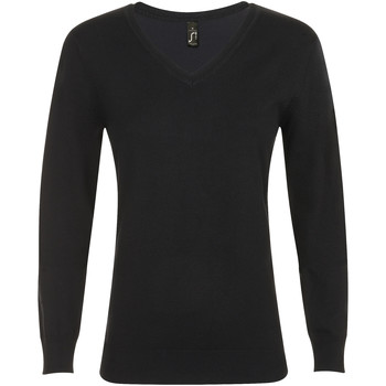 tekstylia Damskie Swetry Sols GLORY SWEATER WOMEN Negro