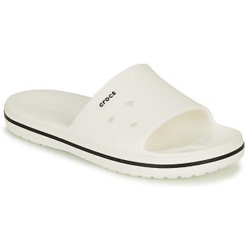 Buty Sandały Crocs CROCBAND III SLIDE Biały