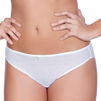 Bielizna Damskie Figi  Freya AA1845 WHE Biały