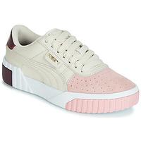 Buty Damskie Trampki niskie Puma CALI REMIX Biały / Różowy