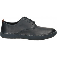 Buty Męskie Derby Clarks KOMUTER WALK LEATHER navy