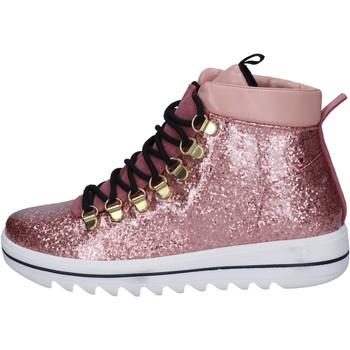 Buty Damskie Trampki Trepuntotre Sneakersy BS625 Różowy
