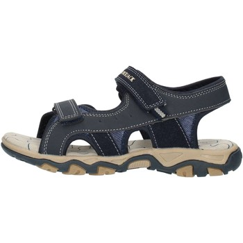 Buty Chłopiec Sandały Lumberjack SB07606017V69 Sandały Dziecko Niebieski