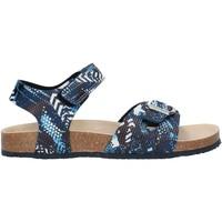 Buty Chłopiec Sandały Pablosky 590120 Niebieski