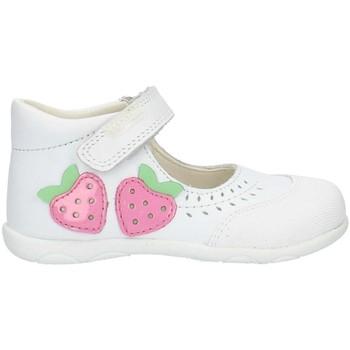 Buty Dziewczynka Baleriny Pablosky 001600 Biały