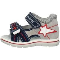 Buty Chłopiec Sandały Nero Giardini P823170M Wielokolorowy