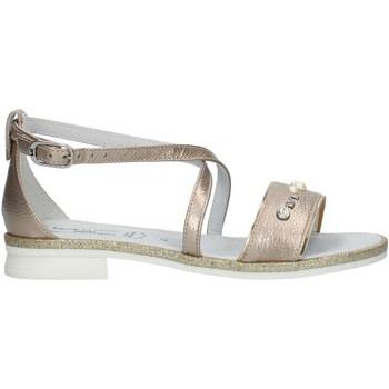 Buty Dziewczynka Sandały Nero Giardini P830480F Brązowy