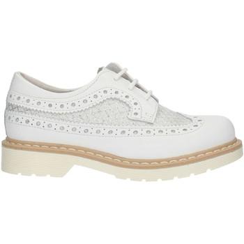 Buty Dziewczynka Derby Nero Giardini P830070F Biały