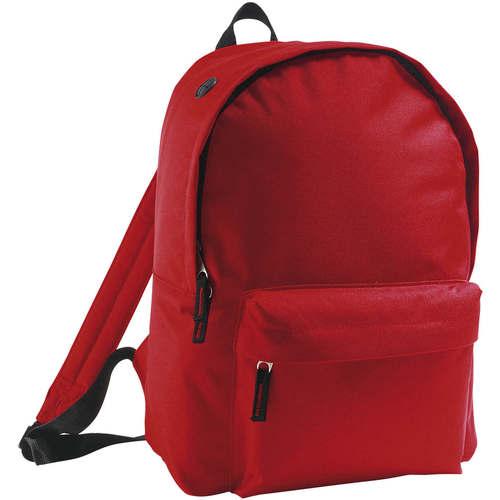 Torby Plecaki Sols RIDER CASUAL Rojo
