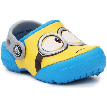 Buty Dziecko Chodaki Crocs Crocsfunlab Minions Clog 204113-456 żółty, niebieski
