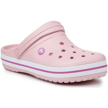 Buty Damskie Chodaki Crocs Crocband 11016-6MB różowy