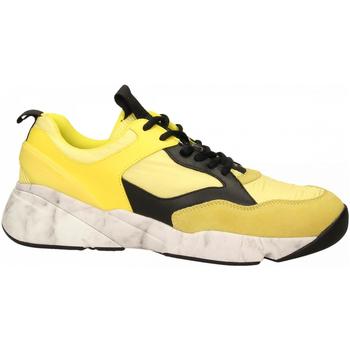 Buty Męskie Trampki niskie Cromier TECNOnylon yellow