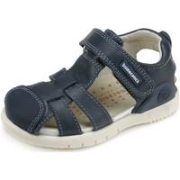 Buty Chłopiec Sandały Biomecanics 182172 Azul Marino