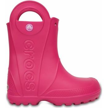 Buty Dziecko Kalosze Crocs™ Crocs™ Kids' Handle It Rain Boot 13