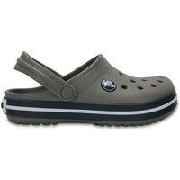 Buty Dziecko Chodaki Crocs Crocs™ Kids' Crocband Clog Smoke/Navy