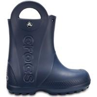 Buty Dziecko Kalosze Crocs™ Crocs™ Kids' Handle It Rain Boot Navy