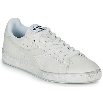 Buty Trampki niskie Diadora GAME L LOW WAXED Biały