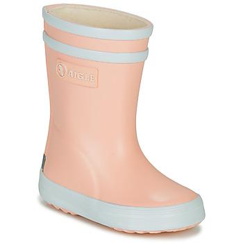 Buty Dziewczynka Kalosze Aigle BABY FLAC Różowy