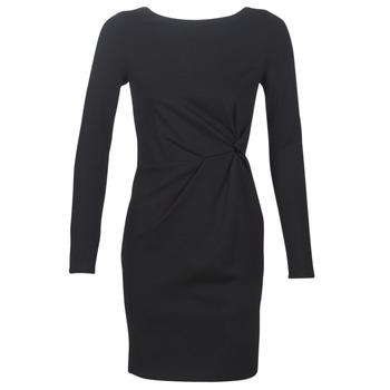 tekstylia Damskie Sukienki krótkie Ikks BP30155-02 Czarny