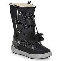 Buty Dziewczynka Śniegowce Geox J SLEIGH GIRL B ABX Czarny