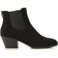 Buty Damskie Low boots Hogan HXW4010W890CR0B999 Czarny