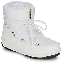Buty Damskie Śniegowce Moon Boot LOW NYLON WP 2 Biały