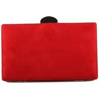 Torby Damskie Torby / Saszetki Luna Collection 41120 czerwony