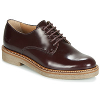 Buty Damskie Derby Kickers OXFORK Bordeaux