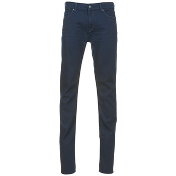 tekstylia Męskie Jeansy slim fit 7 for all Mankind RONNIE Niebieski / Fonce