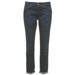 tekstylia Damskie Jeansy slim fit 7 for all Mankind JOSEFINA Niebieski / Fonce