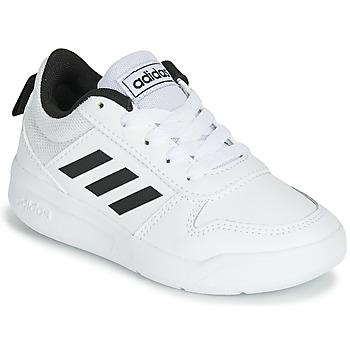 Buty Dziecko Trampki niskie adidas Performance VECTOR K Biały / Czarny