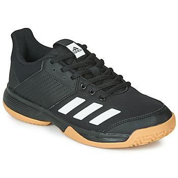 Buty Dziecko Trampki niskie adidas Performance LIGRA 6 YOUTH Czarny