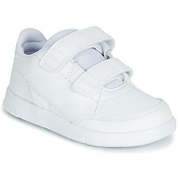 Buty Dziecko Trampki niskie adidas Performance ALTASPORT CF I Biały