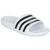 Buty klapki adidas Performance ADILETTE AQUA Biały