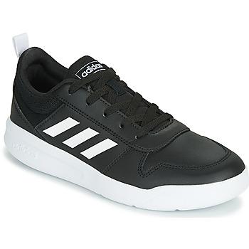Buty Dziecko Trampki niskie adidas Performance VECTOR K Czarny / Biały